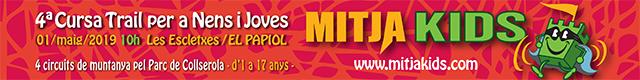 mitjakids2019 mitjadelcastell trailrunning escolatrailbarcelona